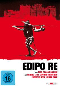 Edipo Re-König Oedipus (Red
