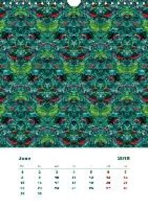 Magic World of Gaya Art Designs (Wall Calendar 2015 DIN A4 Portr