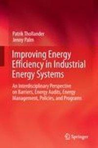 Improving Energy Efficiency in Industrial Energy Systems