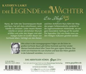 Die Legende Der Wächter 8.Die Flucht