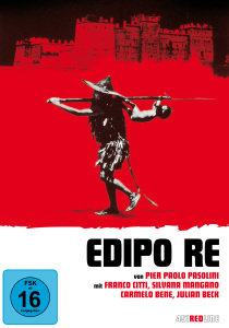 Edipo Re-König Oedipus (Red