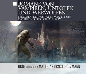 Romane Von Vampiren,Untoten & Werwölfen