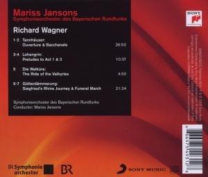 Orchestermusik Tannhäuser/Lohengrin/Walküre/Götter