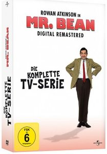 Mr. Bean - Die komplette TV-Serie - Digital Remastered