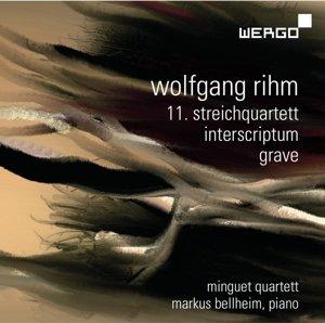 11.Streichquartett/Interscriptum/Grave