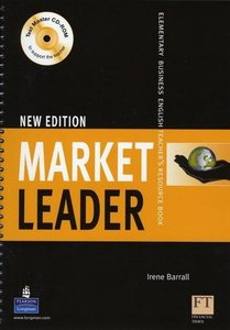 Market Leader New Edition. Elementary Teachers Book with Test Ma