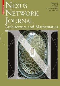 Nexus Network Journal 9,2