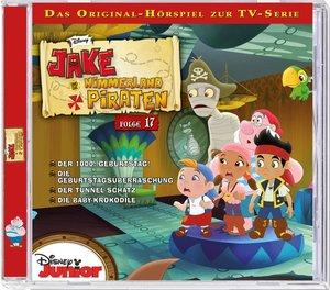 Disney's Jake und die Nimmerland Piraten 17. Der 1000. Geburtsta