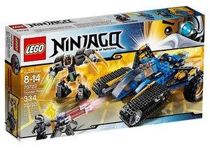 LEGO® Ninjago 70723 - Donner-Räuber