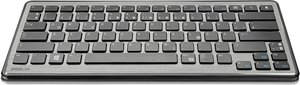 Speedlink CAREX Keyboard, Tastatur - Bluetooth, schwarz