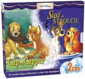 CD Box Susi & Strolch/Cap & Capper