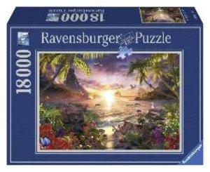 Ravensburger 178247 - Paradiesischer Sonnenunter.