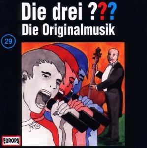 Die drei ??? 029. Die Originalmusik. (drei Fragezeichen). CD