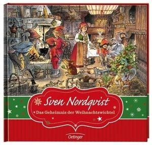 Nordqvist, S: Geheimnis der Weihnachtswichtel - Minibuch