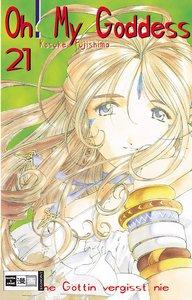 Oh! My Goddess 21. Eine Göttin vergisst nie