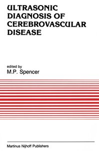 Ultrasonic Diagnosis of Cerebrovascular Disease