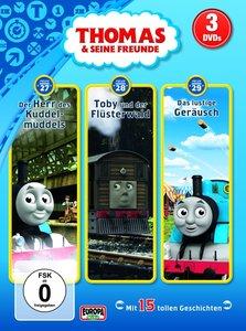 04/3er DVD Thomas-Folgen 27/28/29