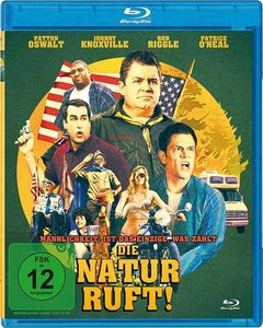 Die Natur ruft!-Blu-ray Disc