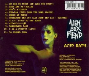 Acid Bath (Expanded)