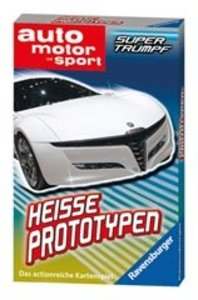 auto motor sport: Heiße Prototypen