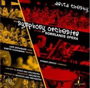 Urban Concertos (SACD Stereo Hybrid)