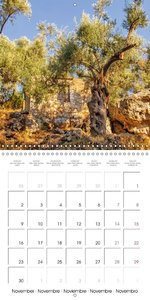 Island of Lefkada (Wall Calendar 2015 300 × 300 mm Square)