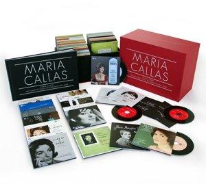 Callas Sämtliche Studioaufnahmen Remastered
