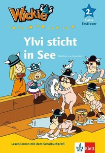 Wickie - Ylvi sticht in See