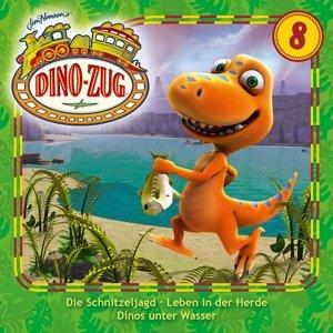 08: Schnitzeljagd/Leben I.D.Herde/Dinos U.Wasser