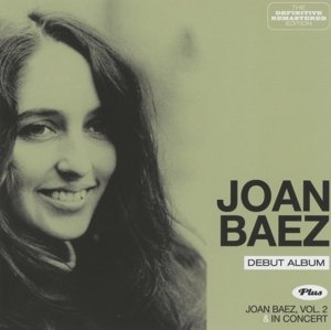 Joan Baez (Debut)/Vol.2/In Concert