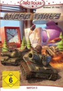 Micro Tanks (Red Rocks)