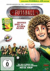 Fussball - Grosses Spiel mit kleinen Helden