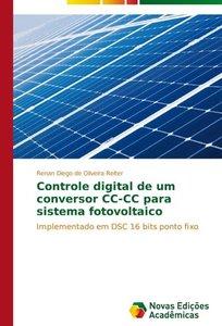 Controle digital de um conversor CC-CC para sistema fotovoltaico