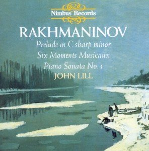 Rachmaninov Piano Works