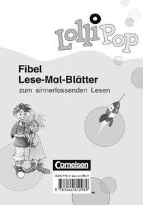 Lollipop Fibel. Lese-Mal-Blätter
