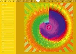 Energie-Spiralen 2016 (Wandkalender 2016 DIN A3 quer)