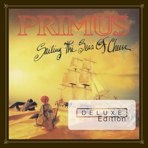 Primus: Sailing The Seas Of Cheese (Dlx.Edt.CD/Blu Ray)