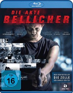 Die Akte Bellicher (Blu-ray)