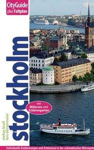 Reise Know-How CityGuide Stockholm mit Mälarsee und Schärengarte