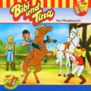 Bibi und Tina 37. Der Pferdetausch.. CD
