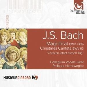 Magnificat BWV 243a