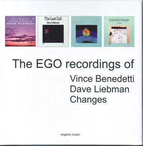 The EGO Recordings Of...