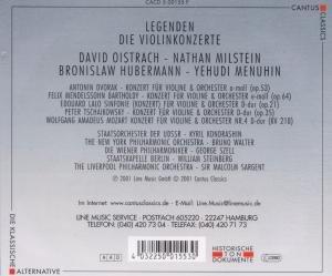 Legenden-Oistrach/Milstein/+