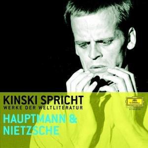 Kinski Spricht Hauptmann Und Nietzsche