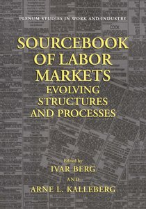 Sourcebook of Labor Markets