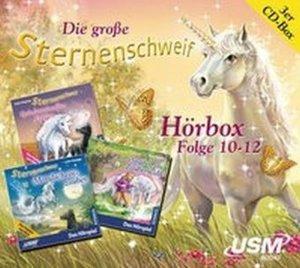 Die große Sternenschweif Hörbox Folge 19-21(3 Audio-CDs)