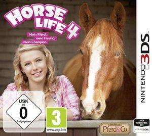 Horse Life 4: Mein Pferd, mein Freund, mein Champion (Nintendo 3