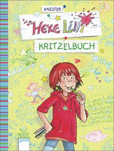Hexe Lilli Kritzelbuch