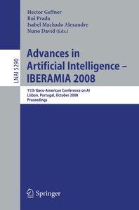 Advances in Artificial Intelligence - IBERAMIA 2008