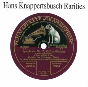 Hans Knappertsbusch Rarities